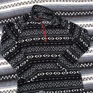 Eddie Bauer Soft Fleece Half Zip Pullover XL
